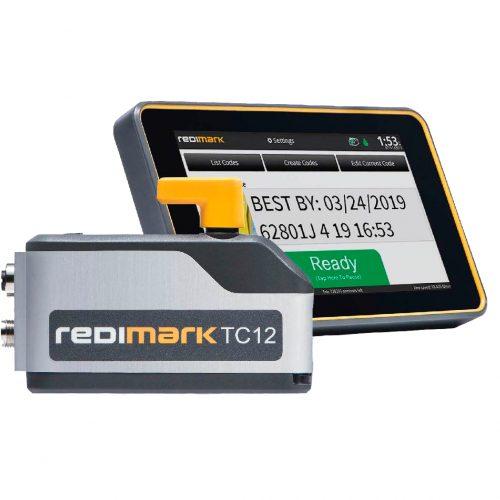 Redimark TC12 Date Coder Touchscreen Printhead
