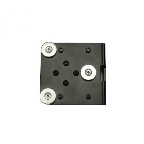 Redimark TC12 mounting bracket on white background
